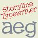 Storyline Typewriter FlipFont by Monotype Imaging Inc.