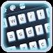 astronaut white dark keyboard space future by Keyboard Creative Park