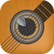 Play Guitar Music Instrument by Finger Touch Apps