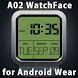A02 WatchFace for Android Wear by Smartwatch Bureaux