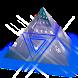 Purple Blue Keyboard Theme by Prism Go Keyboards