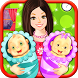 My new twins baby care by Vinegar Games