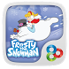 Snowman GOLauncher Theme by Freedom Design