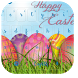 Happy Easter Keyboard Free by cool wallpaper