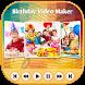 Birthday Video Maker by Multimedia video
