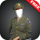 Military portrait photomontage by Insa Softtech