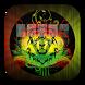 Rasta Weed Theme Keyboard by Keypad Emoji Keyboard Theme Design