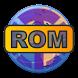 Rome Offline City Map by Topobyte.de