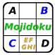 Mojidoku Free - Sudoku Letters by Aragon-Soft