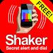 Shaker Lite secret alerter by iZapid Ltd