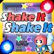 Shake It Shake It : Tilt Shooting Puzzle