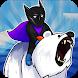 Superhero Crash and Bash: Polar Bear Ride