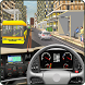 Real Coach Bus Parking Driving School 3D Simulator by Rush Gamer