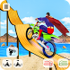 Superhero Tricky Bike Crazy Stunt Master by Vector3 Solutions
