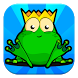 Jumpy The Frog by DaVil