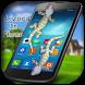 3D Lizard in phone Prank by Luxurious Prank App