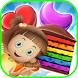 star pastry mania game. by TeamPL