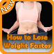 How to Lose Weight Fast ? by Rdow Apps