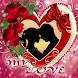 Valentine Photo Frame Stickers by jmshawnia