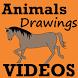How To Draw Animals VIDEOs by Kavya Krishna255
