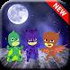 PJ Super Heros Masks Adventures
