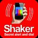 Shaker Pro secret alert dialer by iZapid Ltd