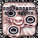 Fidget Spinner Keyboard Theme by Cool Theme Studio