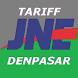Tarif JNE - Denpasar by iMuditaSoft