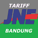 Tarif JNE - Bandung by iMuditaSoft