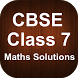 CBSE Class 7 Maths Solutions by Aditi Patel