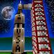 Moon Trip. Adventure MCPE map