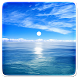 Blue Ocean Live Wallpaper by Art LWP