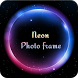 Neon Photo Frames by BVM Studio Apps