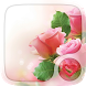 Pink rose Love Wallpapers by UniversalWallpapers