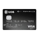 UOB Privimiles - Weswipe Credit Card by Apppi