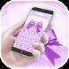 Pink Diamond Bow Tie theme by Utone Theme