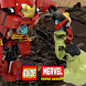 Guide LEGO Marvel Super Heroes by Fantastic Allyting