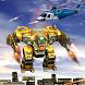 Flying Robot Battle Rescue Sim by PalmGames