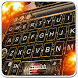 Cool Steam Punk Keyboard Theme by 7star princess
