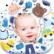 Baby Photo Frames – Cute Picture Editor by New Creative Apps for Adults and Kids