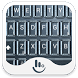 Icy Crystal Keyboard Theme by TouchPal HK