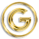 Gold Luxury - icon pack to galaxy htc or any phone by Theme Icondroid