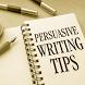 Persuasive Writing Tips by Nitin Gohel
