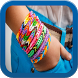 Rainbow Loom Bracelet 2017 by hafdev.inc