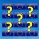 Simple EU Flags Memory Game by Anastasios Mitropoulos
