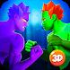 Comics Star Fighting - Cartoon Warrior Combat by Cartoon World Games