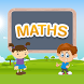 Maths Game for Kids by GZestAppLab