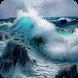 Ocean Wave Wallpaper by TinaSoft