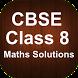 CBSE Class 8 Maths Solutions by Aditi Patel