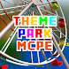 The Amusement Park MCPE map by Miner Block Chain